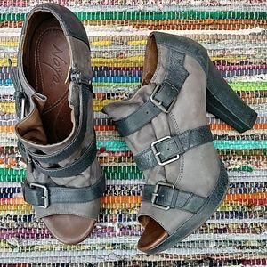 NAYA Leather Heels